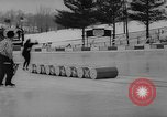 Image of 14th Annual Barrel Jump Championship New York United States, 1964, second 18 stock footage video 65675044214