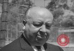 Image of Alfred Hitchcock Los Angeles California USA, 1964, second 9 stock footage video 65675044217