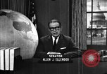 Image of Senator Allen J Ellender Washington DC USA, 1966, second 12 stock footage video 65675044219