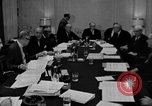 Image of President Lyndon B Johnson Washington DC USA, 1966, second 8 stock footage video 65675044226