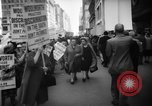 Image of Civil Rights demonstration against FW Woolworth stores New York City USA, 1962, second 12 stock footage video 65675044239
