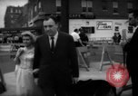 Image of protesters New York City USA, 1962, second 7 stock footage video 65675044240