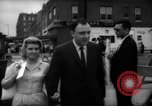 Image of protesters New York City USA, 1962, second 8 stock footage video 65675044240