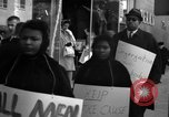 Image of African Americans picket a Cafeteria in New York City United States USA, 1960, second 12 stock footage video 65675044244