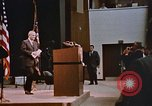 Image of President Lyndon B Johnson Washington DC USA, 1964, second 4 stock footage video 65675044245