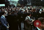 Image of Lyndon B Johnson Washington DC USA, 1964, second 1 stock footage video 65675044247