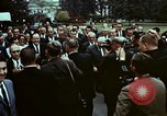 Image of Lyndon B Johnson Washington DC USA, 1964, second 2 stock footage video 65675044247