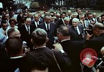 Image of Lyndon B Johnson Washington DC USA, 1964, second 3 stock footage video 65675044247
