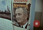 Image of Lyndon B Johnson United States USA, 1963, second 1 stock footage video 65675044248