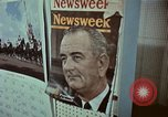 Image of Lyndon B Johnson United States USA, 1963, second 2 stock footage video 65675044248