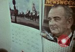 Image of Lyndon B Johnson United States USA, 1963, second 3 stock footage video 65675044248