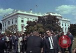 Image of Lyndon B Johnson Washington DC USA, 1964, second 1 stock footage video 65675044249