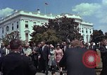 Image of Lyndon B Johnson Washington DC USA, 1964, second 2 stock footage video 65675044249