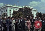 Image of Lyndon B Johnson Washington DC USA, 1964, second 4 stock footage video 65675044249