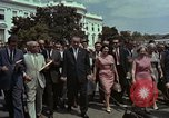 Image of Lyndon B Johnson Washington DC USA, 1964, second 6 stock footage video 65675044249