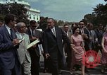Image of Lyndon B Johnson Washington DC USA, 1964, second 8 stock footage video 65675044249