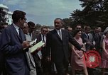 Image of Lyndon B Johnson Washington DC USA, 1964, second 9 stock footage video 65675044249