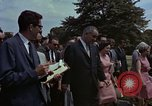 Image of Lyndon B Johnson Washington DC USA, 1964, second 10 stock footage video 65675044249
