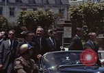 Image of Lyndon B Johnson Los Angeles California USA, 1964, second 11 stock footage video 65675044250