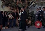 Image of Lyndon B Johnson Los Angeles California USA, 1964, second 1 stock footage video 65675044251