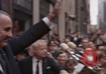 Image of President Lyndon B Johnson New York City USA, 1964, second 10 stock footage video 65675044254