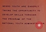 Image of National Youth Administration United States USA, 1940, second 5 stock footage video 65675044261