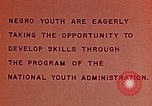 Image of National Youth Administration United States USA, 1940, second 6 stock footage video 65675044261