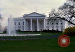 Image of White House Washington DC USA, 1968, second 4 stock footage video 65675044271