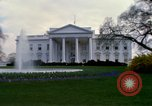Image of White House Washington DC USA, 1968, second 5 stock footage video 65675044271