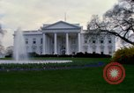 Image of White House Washington DC USA, 1968, second 7 stock footage video 65675044271