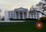 Image of White House Washington DC USA, 1968, second 9 stock footage video 65675044271