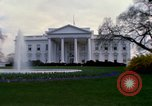 Image of White House Washington DC USA, 1968, second 10 stock footage video 65675044271
