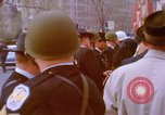 Image of United States policemen Washington DC USA, 1968, second 2 stock footage video 65675044272