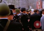 Image of United States policemen Washington DC USA, 1968, second 8 stock footage video 65675044272