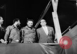 Image of Fidel Castro Havana Cuba, 1960, second 18 stock footage video 65675044279