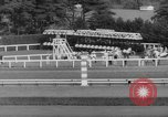 Image of Horse racing New Jersey United States USA, 1960, second 9 stock footage video 65675044282