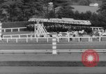 Image of Horse racing New Jersey United States USA, 1960, second 10 stock footage video 65675044282