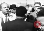 Image of Martin Luther King Jr on Civil Rights march Selma Alabama USA, 1965, second 10 stock footage video 65675044289
