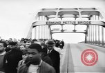 Image of Civil Rights march Selma Alabama USA, 1965, second 12 stock footage video 65675044292