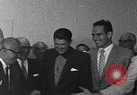 Image of Ronald Reagan California United States USA, 1960, second 4 stock footage video 65675044295
