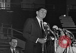 Image of California Governor Ronald Reagan Miami Beach Florida USA, 1968, second 11 stock footage video 65675044305