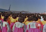 Image of President Lyndon B Johnson Korea, 1967, second 6 stock footage video 65675044310
