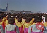 Image of President Lyndon B Johnson Korea, 1967, second 7 stock footage video 65675044310