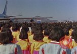 Image of President Lyndon B Johnson Korea, 1967, second 8 stock footage video 65675044310