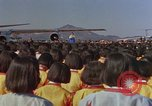 Image of President Lyndon B Johnson Korea, 1967, second 9 stock footage video 65675044310