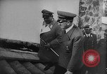 Image of Adolf Hitler Warsaw Poland, 1939, second 6 stock footage video 65675044317