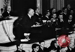 Image of President Franklin Roosevelt Washington DC USA, 1940, second 3 stock footage video 65675044333
