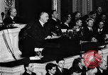 Image of President Franklin Roosevelt Washington DC USA, 1940, second 12 stock footage video 65675044333