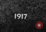 Image of World War I montage France, 1917, second 2 stock footage video 65675044334