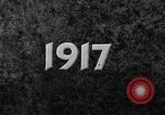 Image of World War I montage France, 1917, second 3 stock footage video 65675044334